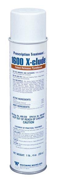 PT1600 X-Clude, 16 oz