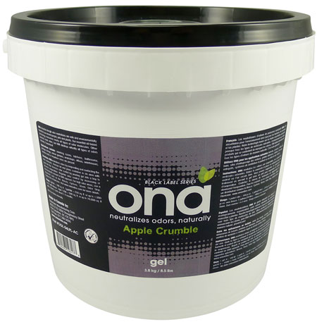 Ona Gel Gallon Bucket - Apple Crumble(Breeze)