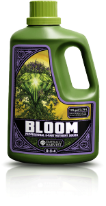 Emerald Harvest Bloom - Quart - Free Shipping