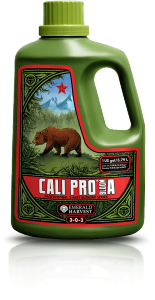 Emerald Harvest Cali-Pro Bloom Part A - Quart - Free Shipping
