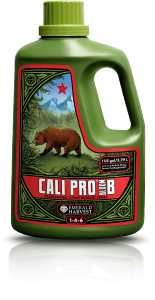 Emerald Harvest Cali-Pro Bloom Part B - Quart - Free Shipping