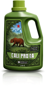Emerald Harvest Cali-Pro Grow Part A - Quart - Free Shipping