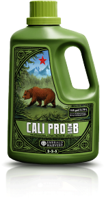 Emerald Harvest Cali-Pro Grow Part B - Quart - Free Shipping