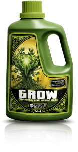 Emerald Harvest Grow - Quart - Free Shipping