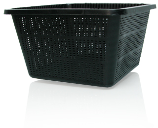 "9"" Square Basket"