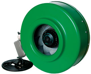 "Active Air 4"" In-Line Duct Fan, 165 CFM - Free Shipping"