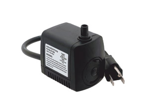 Active Aqua Submersible Pump - 40GPH - Click Image to Close
