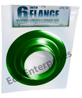 "Active Air 6"" Flange"
