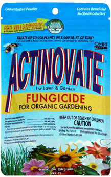 Actinovate Fungicide - 2oz - Free Shipping