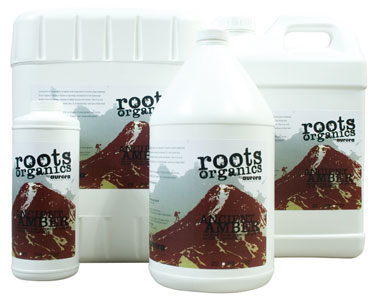 Roots Organics Ancient Amber - Gallon