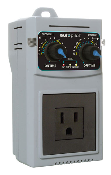 Autopilot Analog 24hr Recycling Timer - Free Shipping