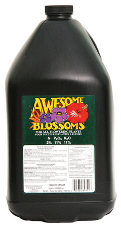 Awesome Blossom (2-11-11) - 1 Gallon - Free Shipping