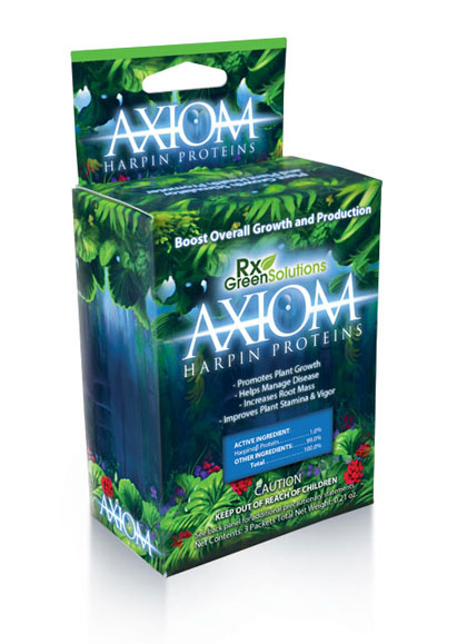 Axiom Harpin Proteins - 2g (3 Pack)