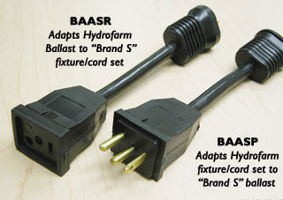 BAASR Converstion Plug - HF Ballast to SS Reflector - Click Image to Close