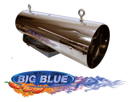 "8"" Big Blue Ozonators"