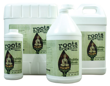 Roots Organics Buddha Grow - Quart