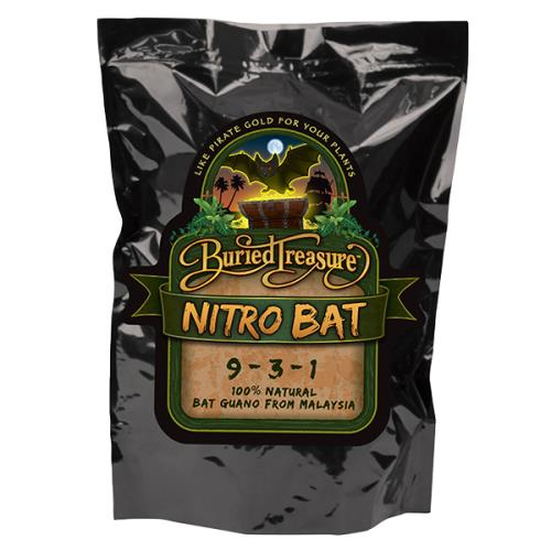 Buried Treasure Nitro Bat Guano 9 - 3 - 1 (1 lb. Bag)