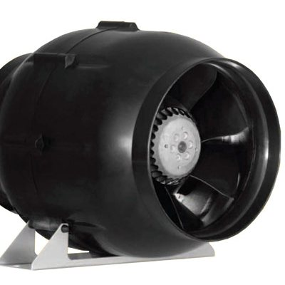 "8"" HO Max Fan w/ 3 Speed Controller - Free Shipping"