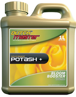 Dutch Master Gold Potash Plus - Quart