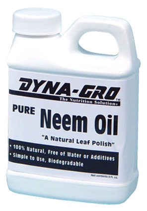 Dyna-Gro Pure Neem Oil, 8 oz.