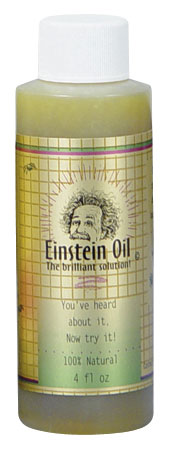 Einstein Oil, 4 oz.