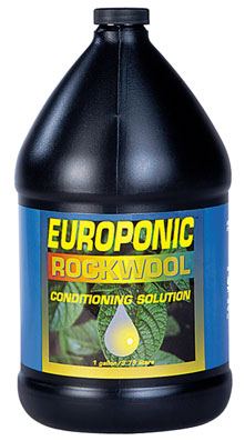 Europonic Rockwool Conditioning Solution - Gallon