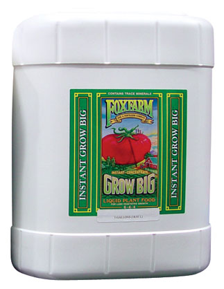 Fox Farm Grow Big (6-4-4) - 5 Gallon