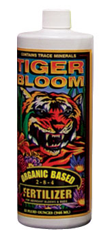 Fox Farm Tiger Bloom (2-8-4) - Quart