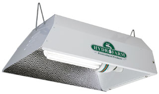 Compact Fluorescent system w/ 200W Day Bulb