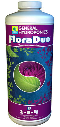 Flora Duo B (1-5-4) - Gallon