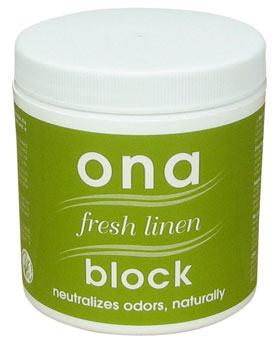 Ona Block Fresh Linen - 6 oz
