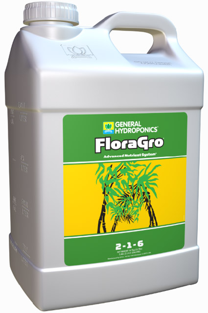 FloraGro (2-1-6) 2.5 Gallon