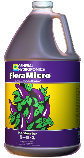 FloraMicro Hardwater (5-0-1) Gallon