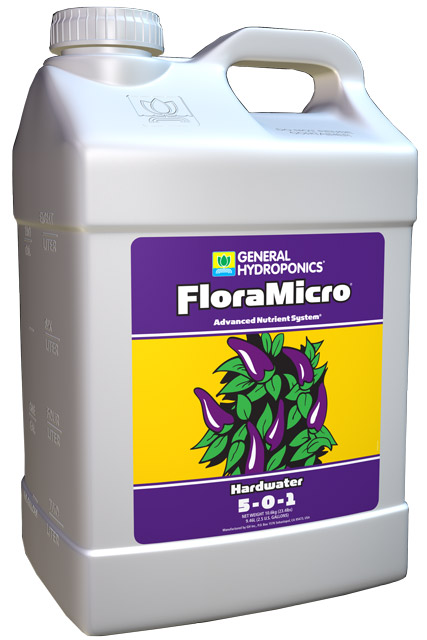 FloraMicro Hardwater (5-0-1) 2.5 Gallon