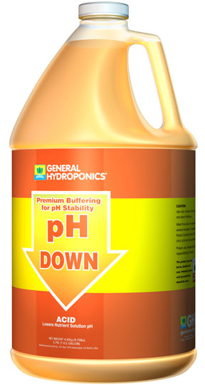 GH pH Down - Gallon