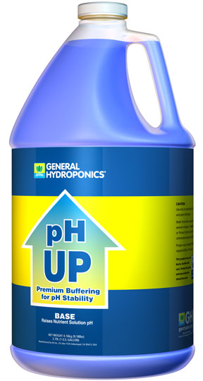 GH pH Up - Gallon