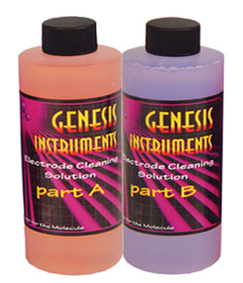 Genesis Electrode Cleaning Solution - 8 oz. Set