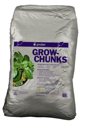 Grodan Grow Chunks - 2 CF Bag