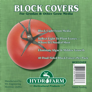 "6"" Rockwool Block Cover"