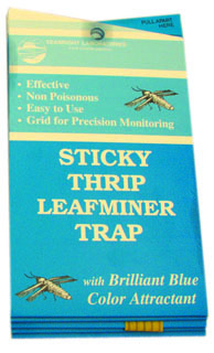 Sticky Thrip/Leafminer Traps, 5 Pack