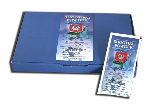 House & Garden Shooting Powder - Single Pack - Free Shipping