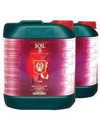 House & Garden Soil A & B - 5 Liter Set