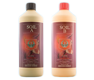 House & Garden Soil A & B - Liter Set