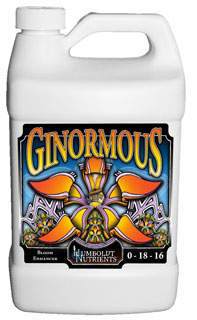 Humboldt Ginormous (0-18-16) - Gallon - Free Shipping
