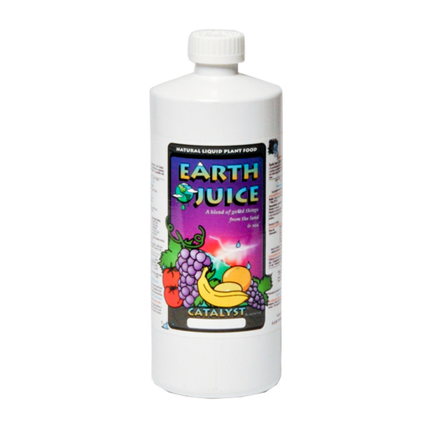 Earth Juice Catalyst (0.03-0.01-0.10) - Quart