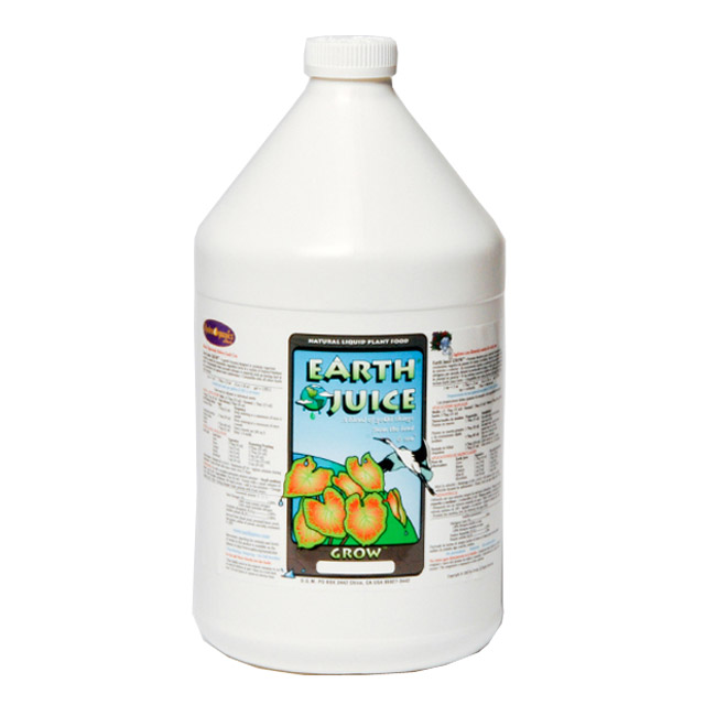 Earth Juice Grow (2-1-1) - Gallon