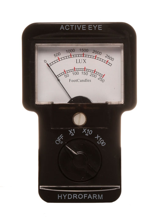 Hydrofarm Analog Light Meter GWP 250