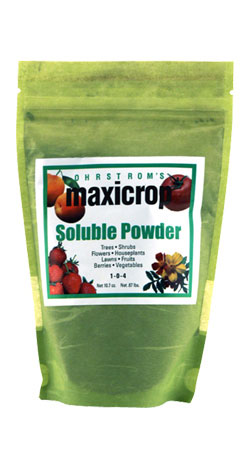 Maxicrop Original Soluble Powder (1-0-4) - 10.7 oz.