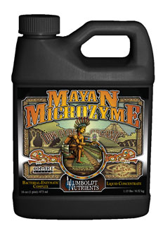 Humboldt Nutrients Mayan Microzyme - Quart