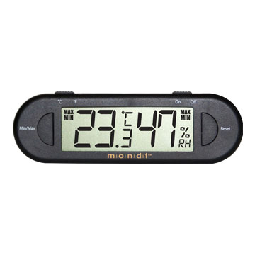 Mondi Mini Greenhouse Thermo-Hygrometer